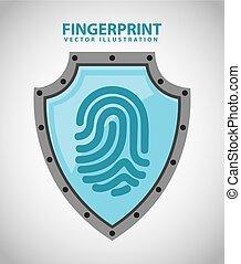 fingerprint design