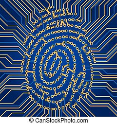 Fingerprint Identification System