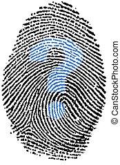 Fingerprint - Unknown - My unknown Fingerprint