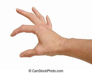 Fingers Holding
