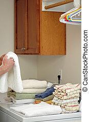 Finishing Chores