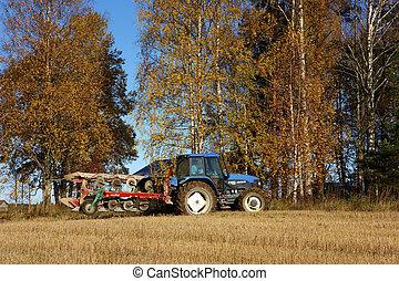 finlandês, agricultura