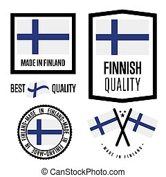 Finland quality label set for goods
