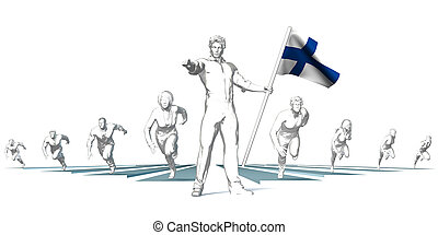 Finland Racing to the Future