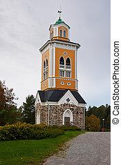 Wooden church in Kerimaki