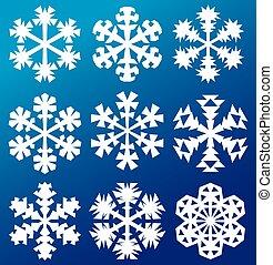 fiocchi neve, collezione