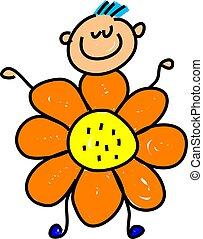 fiore, capretto
