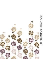 fiore, cornice