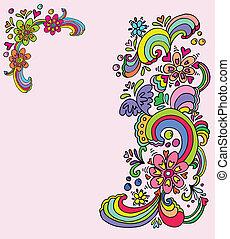 fiore, decorazioni