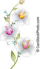 fiori, capriccio