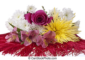 fiori, composizione