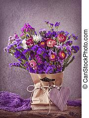 fiori, lilla