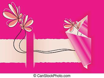 fiori, pasqua, delicato