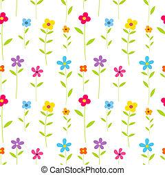 fiori, struttura