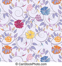 fiori, variopinto