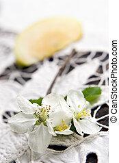 fioritura, apple-tree