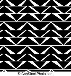 Fir-trees seamless pattern. Christmas background