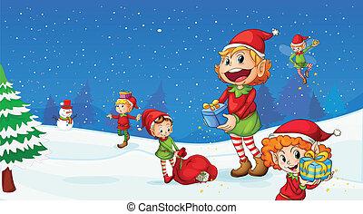 fira, lurar, jul