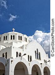 Fira Orthodox Metropolitan cathedral 01 - The Orthodox...