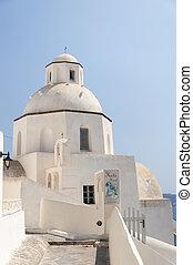 Fira White Church