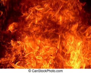 Fire 02 - Flames