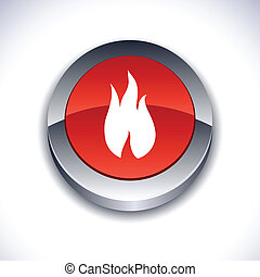 Fire 3d button.
