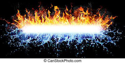 Fire And Water For Powerful