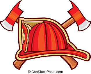 Fire Department or Firefighters Symbol