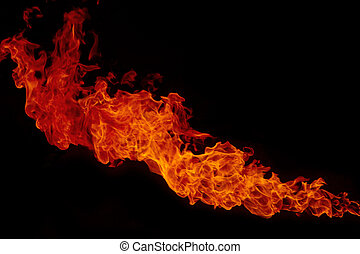Fire explosion , Fire flames  background