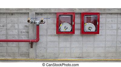 fire extinguish equipment