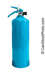 fire extinguisher isolate on white background