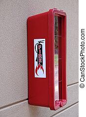 Fire Extinquisher Box