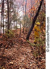 Fire fighting 4