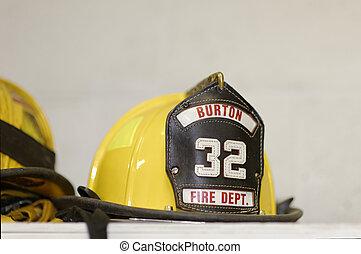 Fire Fighting Equipment - Burton Village Volunteer Fire...