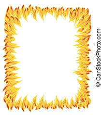 fire flame, fire pattern