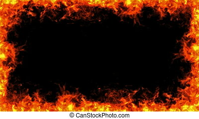 Fire Frame  - Fire Frame