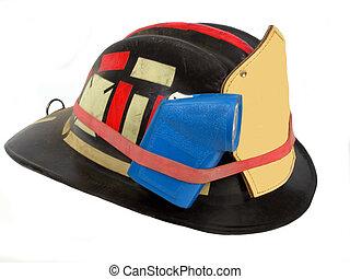Fire Helmet turned