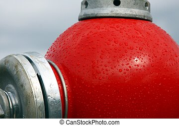 Fire Hydrant - Detail