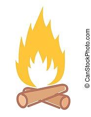 fire Logo.