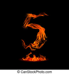 Fire number