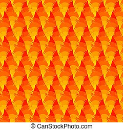 Fire pattern seamless. Flame texture. flamy background