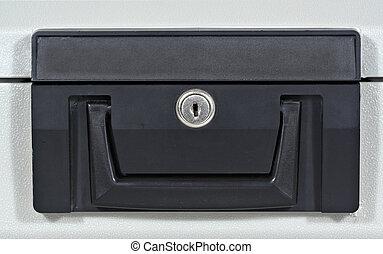 Fire Proof Box 1