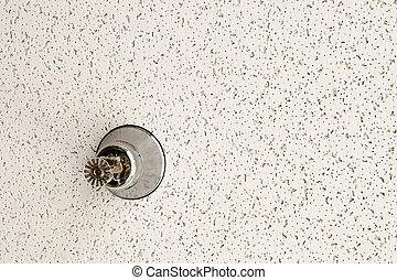 Fire Sprinkler - An automatic sprinkler system for the...