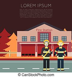Fire Station Banner1