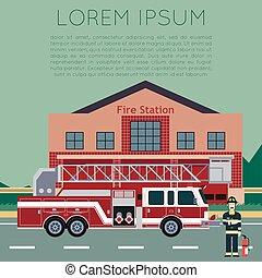 Fire Station Banner5