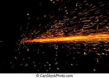 Fire steel cutter