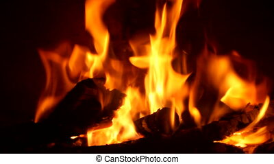 Fire - Burning openfire