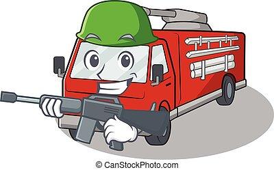 Fire Truck 23