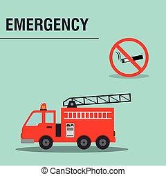 fire truck emergency vehicle