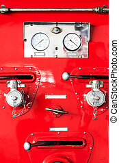 Fire Truck equipment